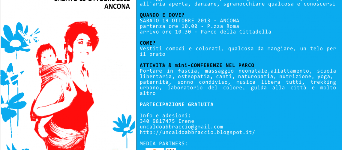 Baby Wearing Urbano Ancona