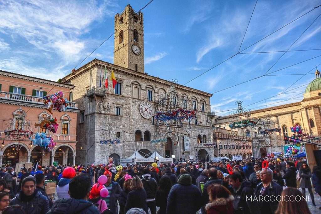 carnevale di ascoli piceno foto di Marco Cicconi