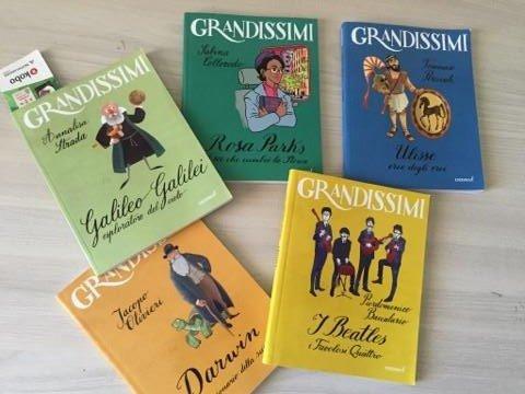 I Grandissimi, EL edizioni