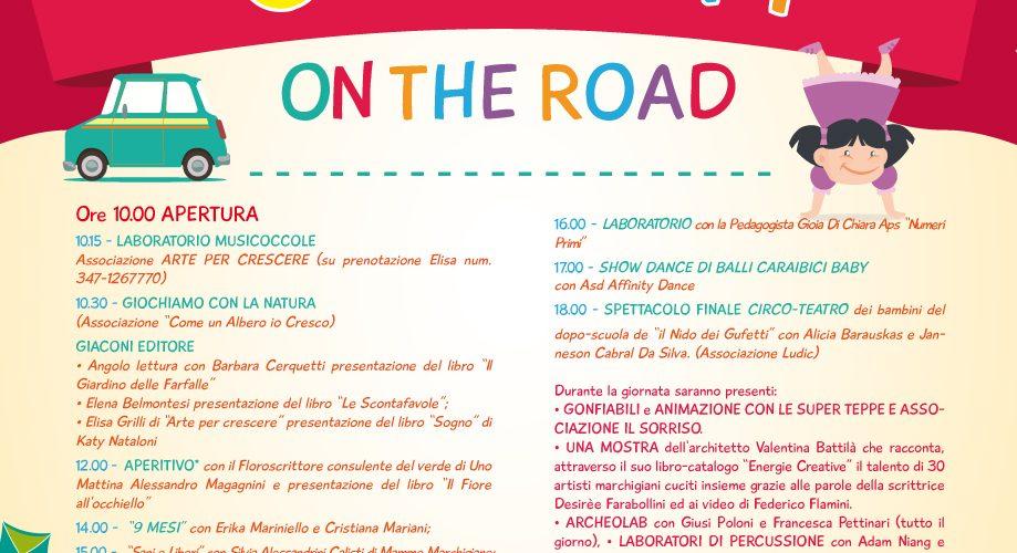 Gufetti on The Road Grottazolina