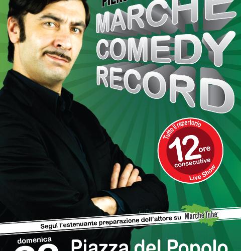 MARCHE COMEDY RECORD Macchini
