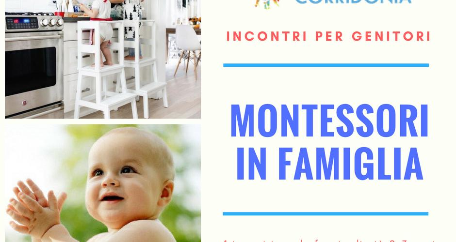 Montessori in famiglia