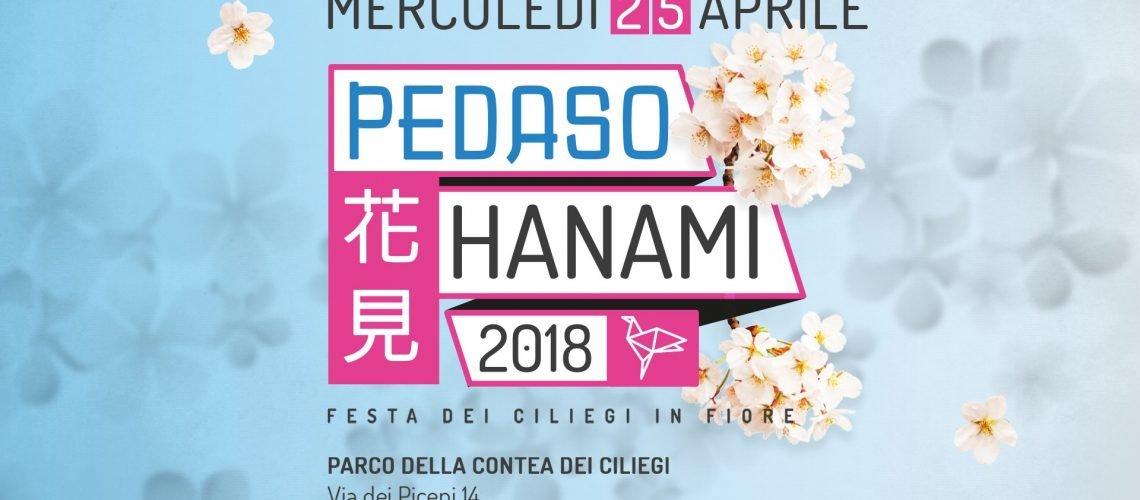 pedaso hanami 2018