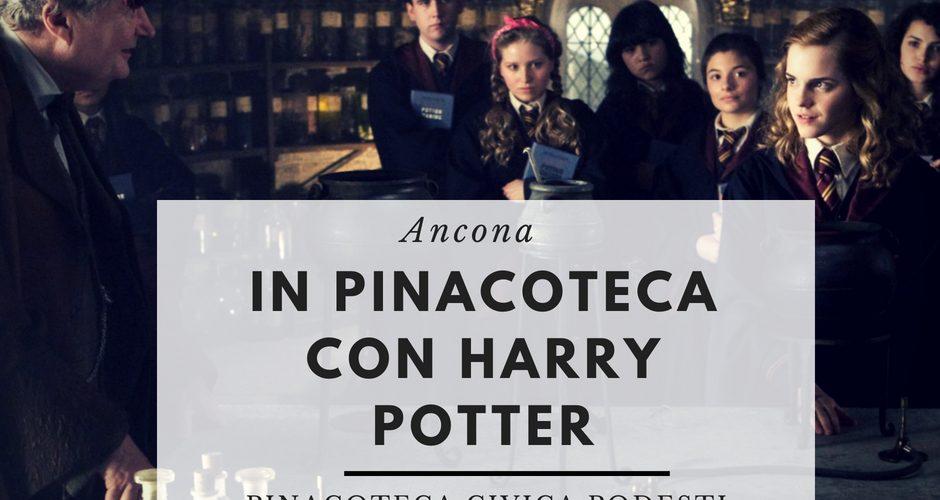 harry potter ANCONA