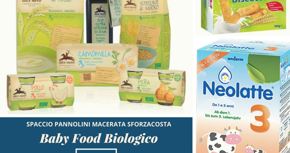 Baby Food Biologico pappe