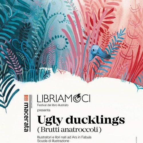 libriamoci 2018 macerata festival libro illustrato locandina