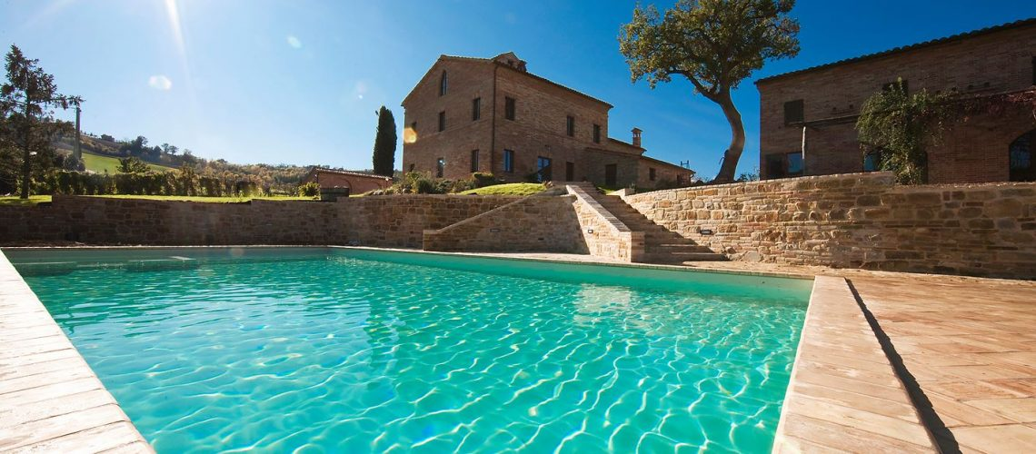 Collerovere Country House Sant'Angelo in Pontano Macerata