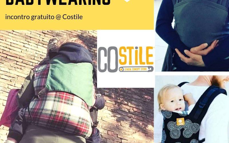 babywearing incontro costile corridonia