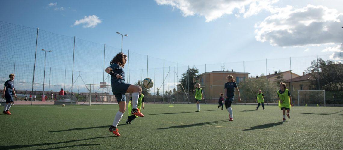 calcio femminile YFIT Macerata Ph. Simona Muscolini