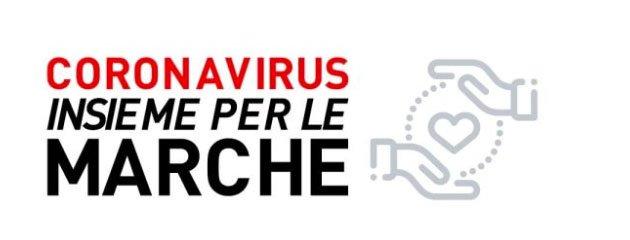 donazioni coronavirus marche