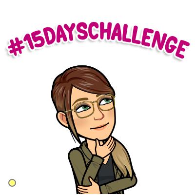 #15dayschallenge