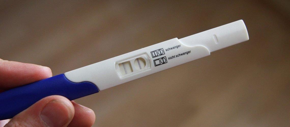 test di gravidanza fertilità