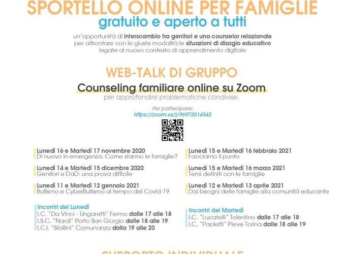 web talk gratuiti locandina