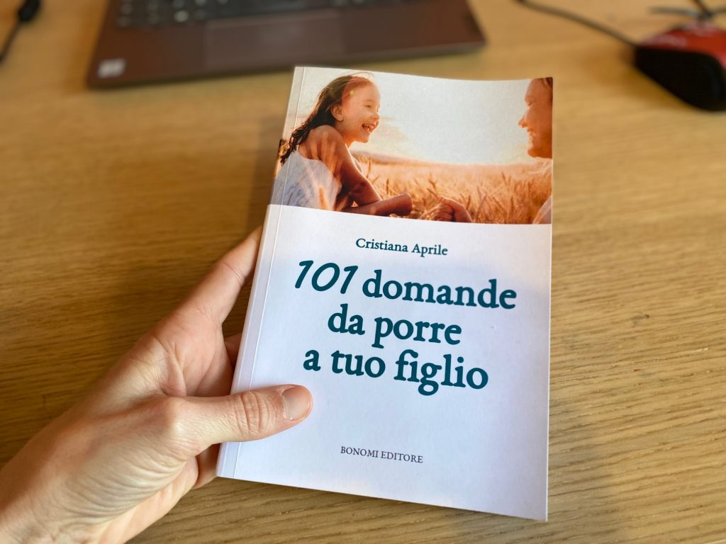 101 domande da porre a tuo figlio libro