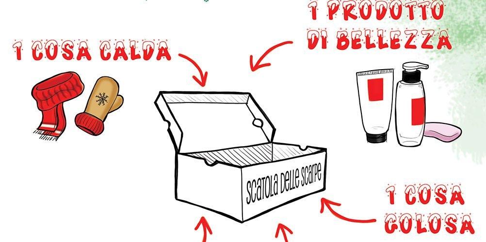 scatole di natale