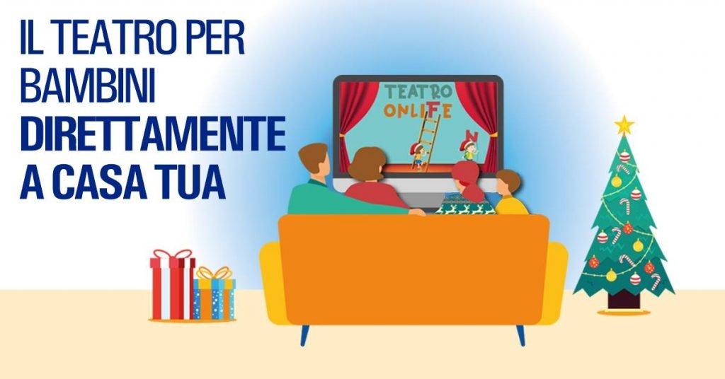 teatro per bambini natale 2020 aida