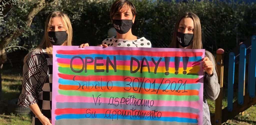 open day 2021 la carica dei 101 macerata