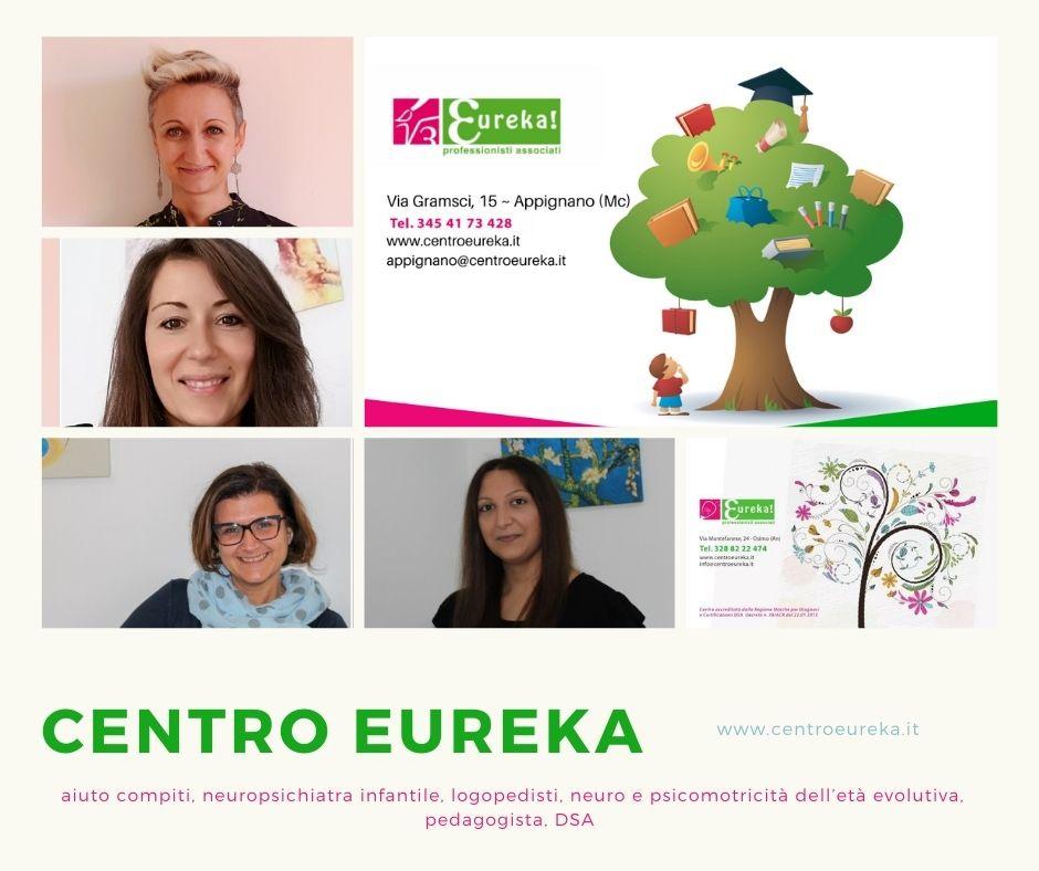 centro eureka appignano foto professioniste e logo