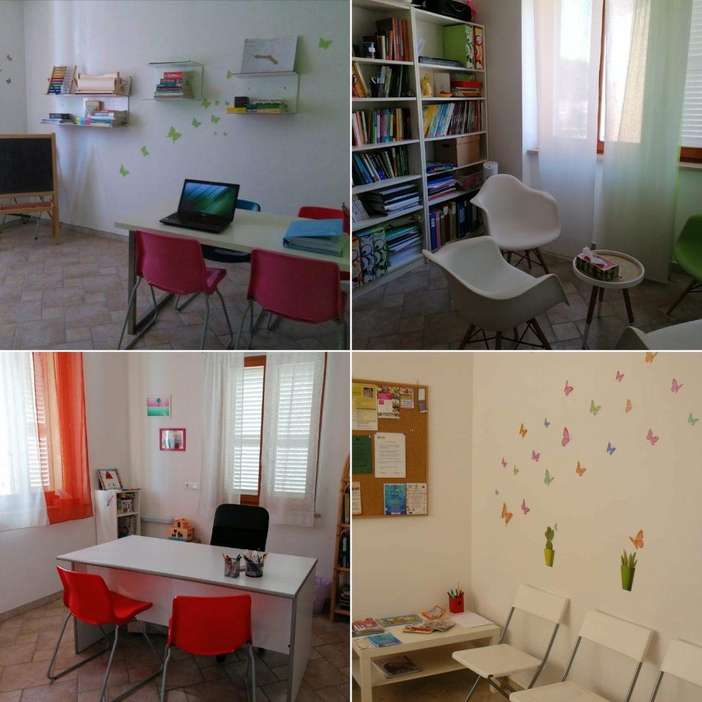 centro eureka Osimo, foto delle stanze
