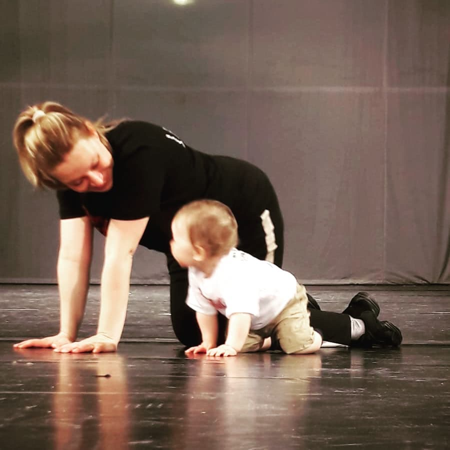 mamme e lavoro cecilia insegnante di danza
