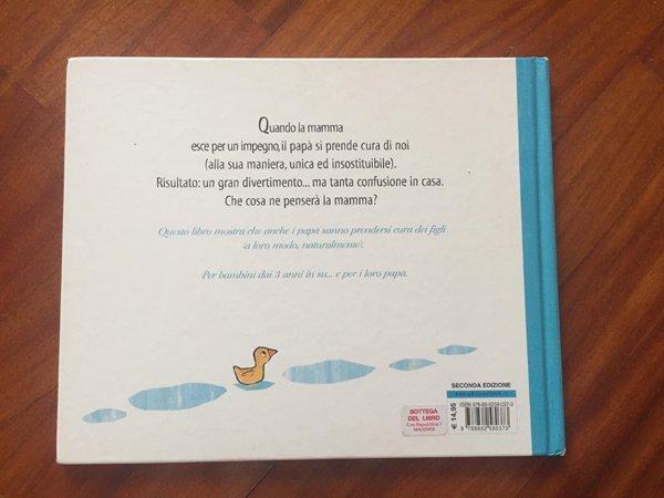 libro papà