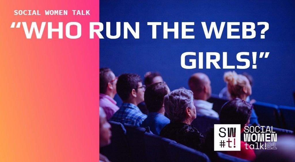 social women talk