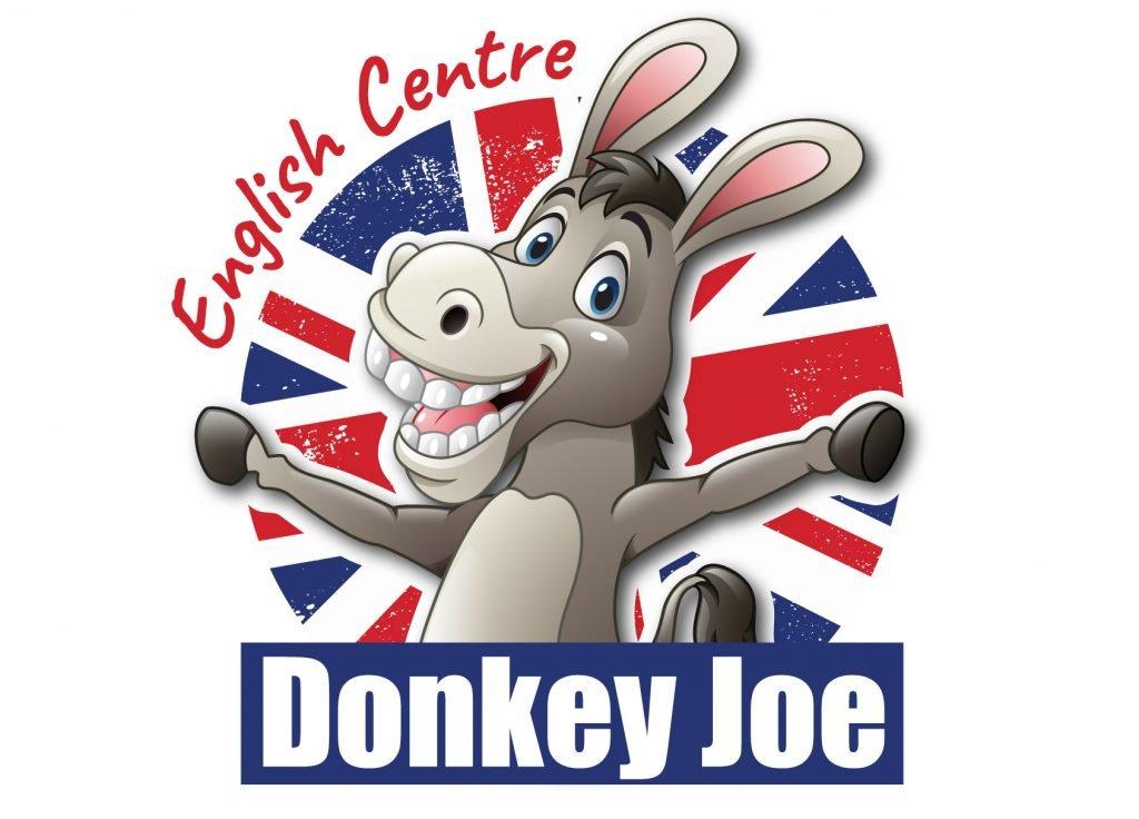 donkey joe english centre logo
