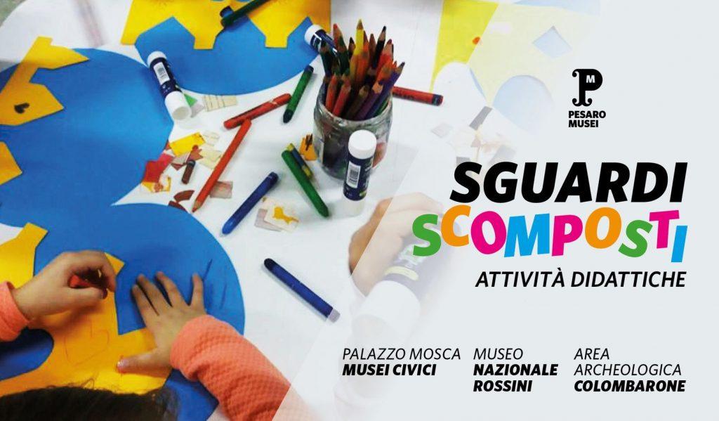 attività per bambini pesaro musei sguardi scomposti 1 e 2 maggio