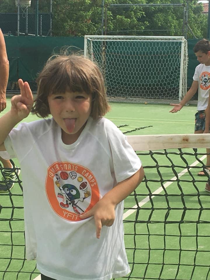 summer sports camps 2021 YFIT bambina