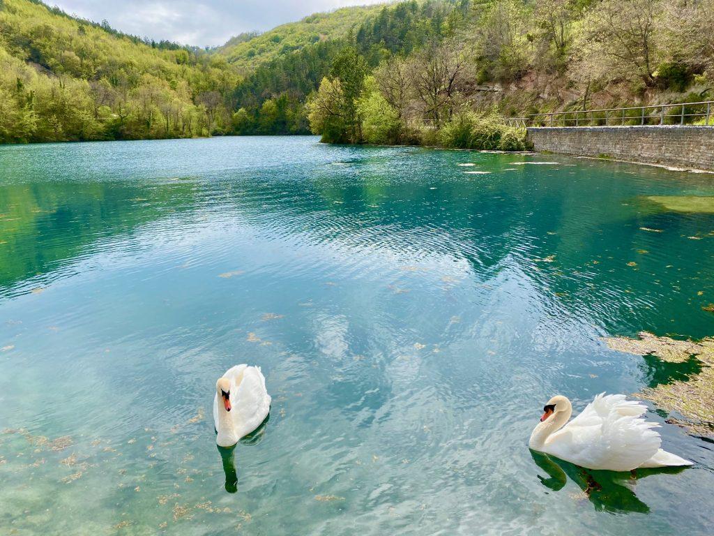 lago di boccafornace pievebovigliana