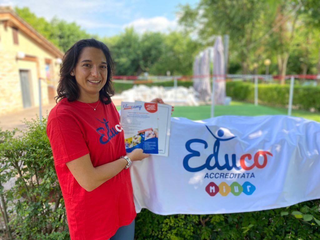 Educocamp campi estivi in lingua inglese Eleonora Buccolini magic teacher