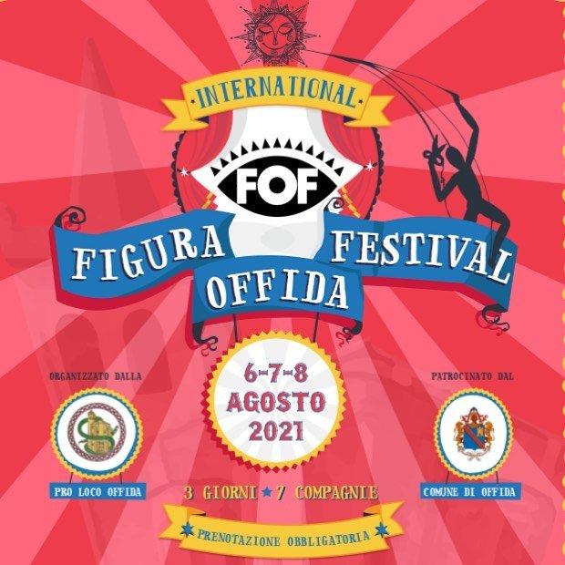 Figura Offida Festival 2021 International FOF locandina