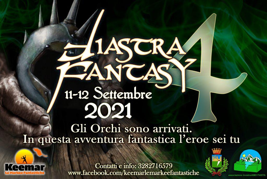 Fiastra Fantasy 2021 locandina
