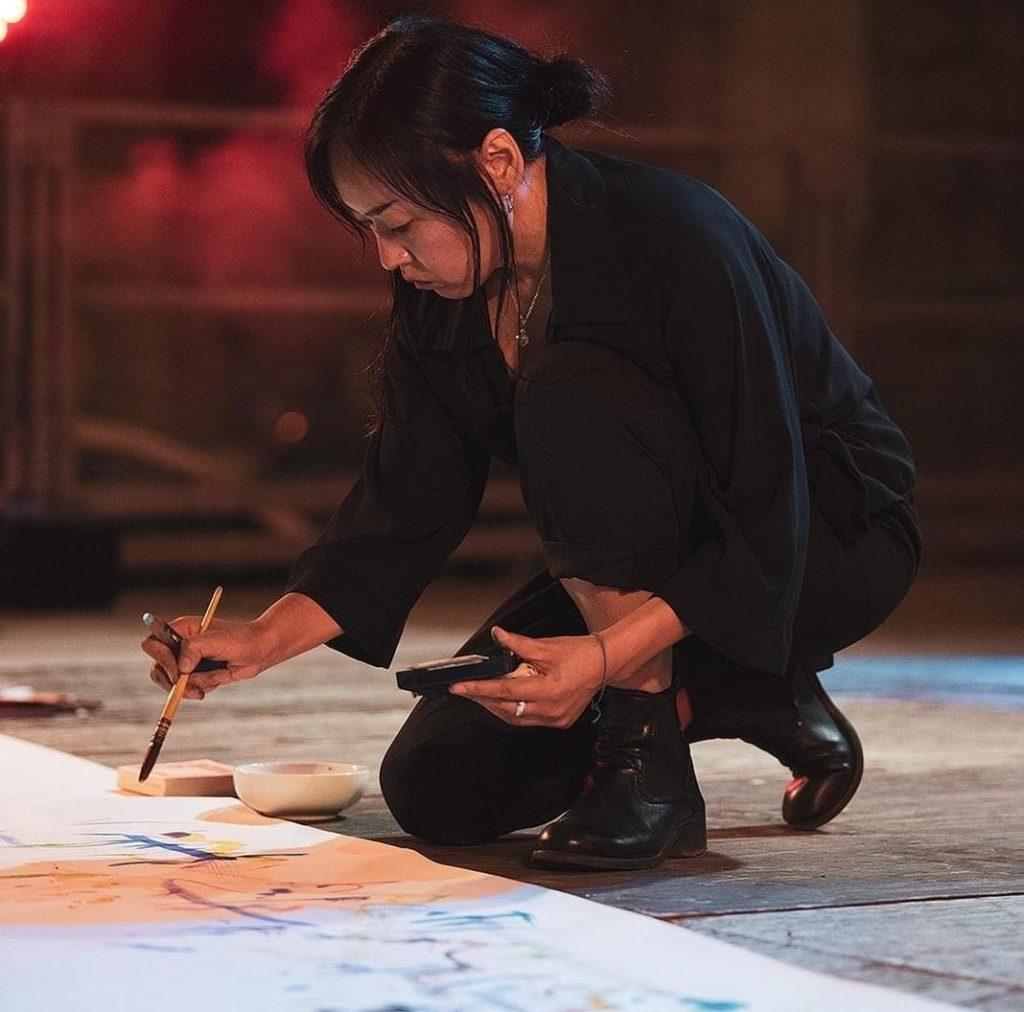 Hisako Mori corsi pittura macerata