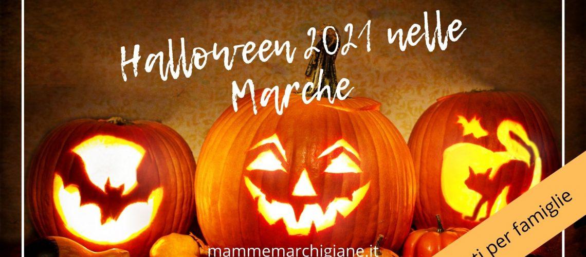 haloween 2021 nelle Marche con i bambini